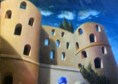 Ciro-Palumbo-alle-porte-della-citta-50-x-60